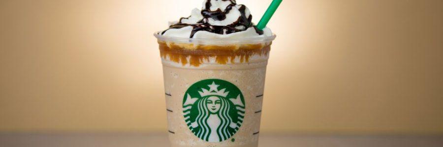 Les boissons chez Starbucks